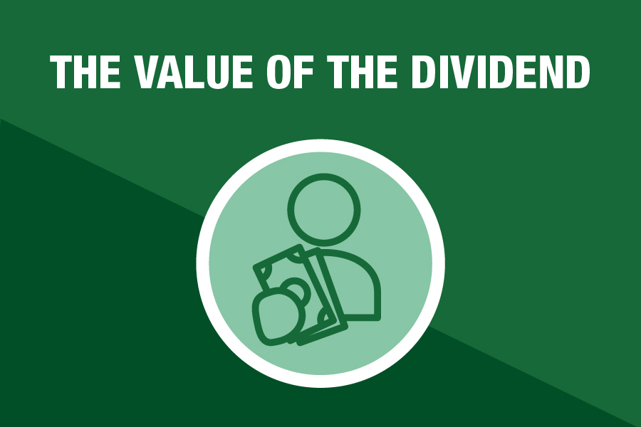 The Value of the Dividend